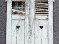 Fenster mit Herz