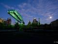 Blaue Stunde im Landschaftspark