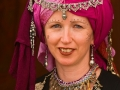 Orientalischer Kopf- und Halsschmuck