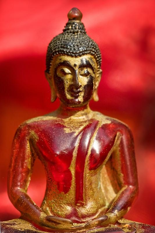 Der Garten-Buddha