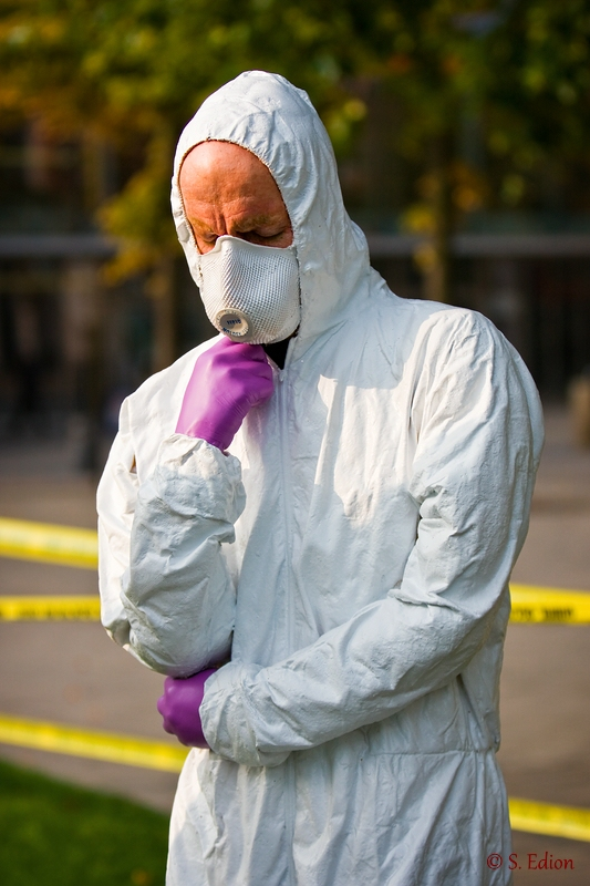Crime Scene Investigation Duisburg