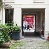 Hof in der Rue de Buci